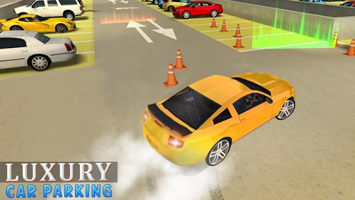 Luxury Car Parking Games 2020: 3D Free Games 1.1.8 screenshots 1