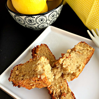 Grain Free Luscious Lemon Cake