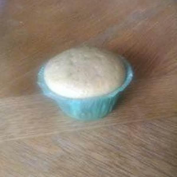 Spice Cake Muffins