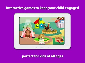 Kids Zoo,Animal Sounds & Photo Screenshot 10