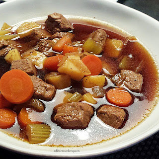 Slow Cooker Guinness Irish Beef Stew