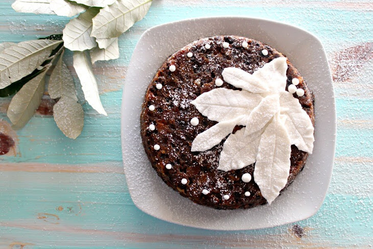 The Perfect Christmas Cake Recipe