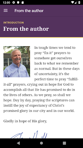 Screenshot for Seek God for the City 2019 in United States Play Store