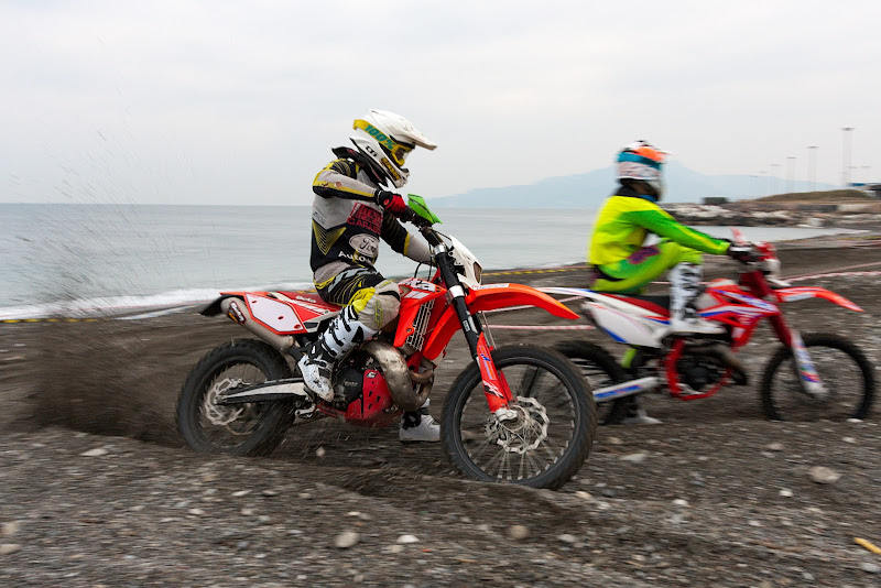Gara di Motocross di Smith