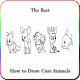 How to Draw Cute Animals for PC-Windows 7,8,10 and Mac