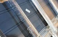 Tuile solaire thermique pour plancher chauffant solaire
