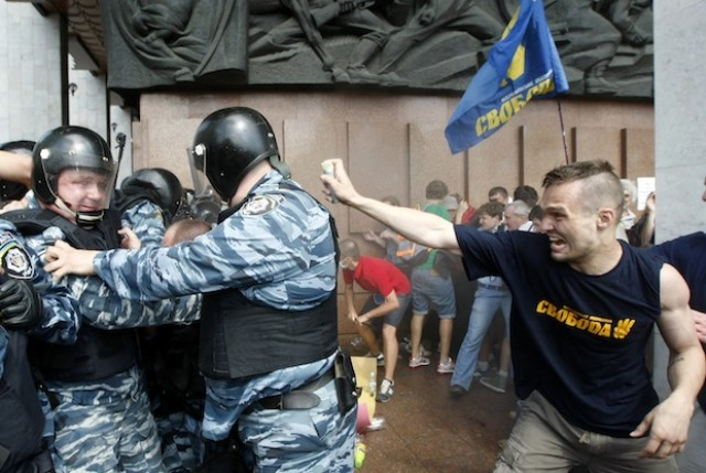 Photo: July 5, 2012: Fight For Your Language