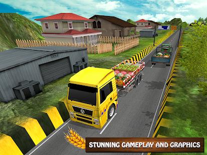 Extreme-Drive-Hill-Farm-Truck 18