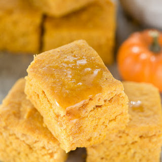 Slow Cooker Pumpkin Maple Cornbread