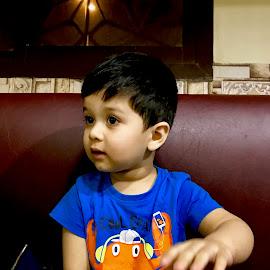 Furious of what Kid by Nadeem M Siddiqui - Babies & Children Children Candids