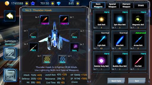 Galaxy Airforce War apkmr screenshots 2