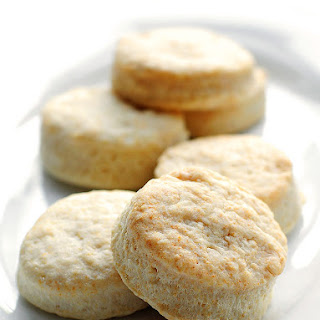 Easy Whipped Cream Biscuit.