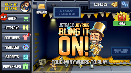 Jetpack Joyride 1.24.1 screenshots 10