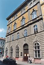Photo: Lisztmuseum  adres: Vorosmarty Utca nr 35 (foto PvK 08-2004)