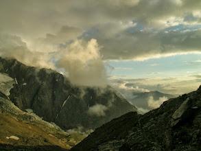 Photo: Baraque Forestiére des Rognes, Masyw Mont Blanc, Alpy Francuskie