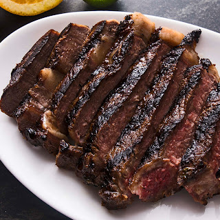 Tequila-Marinated Steak