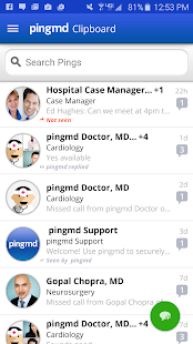 pingmd- screenshot thumbnail