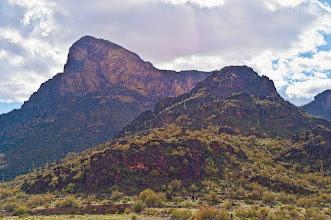Photo: Picacho Peak, Arizona