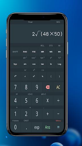 Calculator Pro Free - Scientific Calculator App cheat hacks