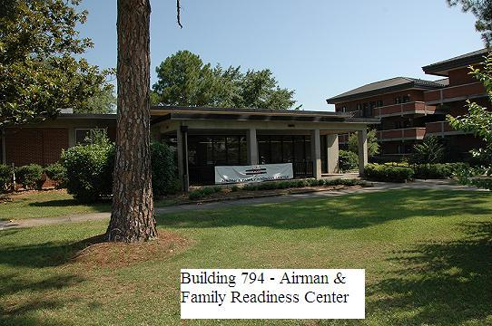 Building 794 - Airman & Family Readiness Center