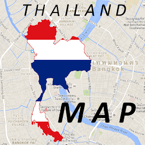 Thailand Map Android Apps On Google Play - Thailand map