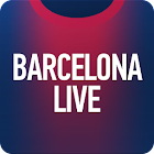 Barcelona Live — Goals & News for Barca FC Fans icon