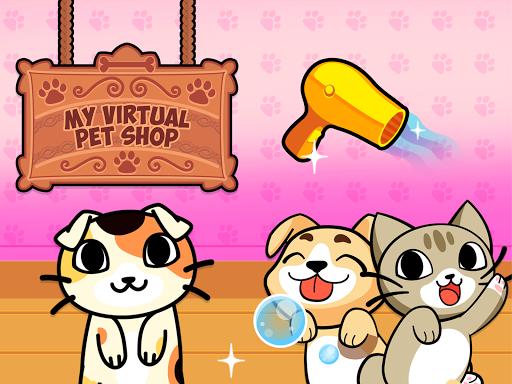 My Virtual Pet Shop - Cute Animal Care Game 1.10 screenshots 9