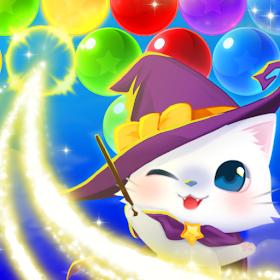 Bubble Kitten Cute cat shooter