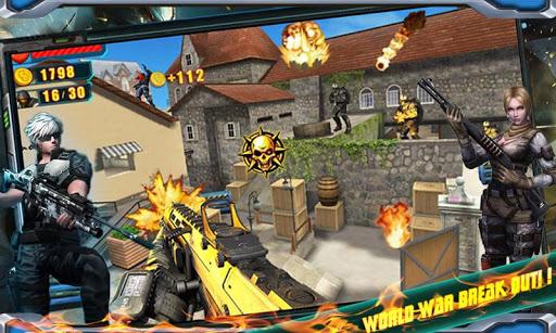 Death Sniper Battle