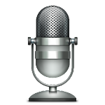 Dictaphone - Best Voice Recorder 2018 Icon