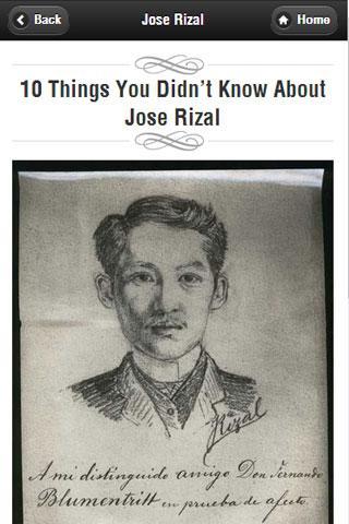 Jose Rizal 1.9 screenshots 2