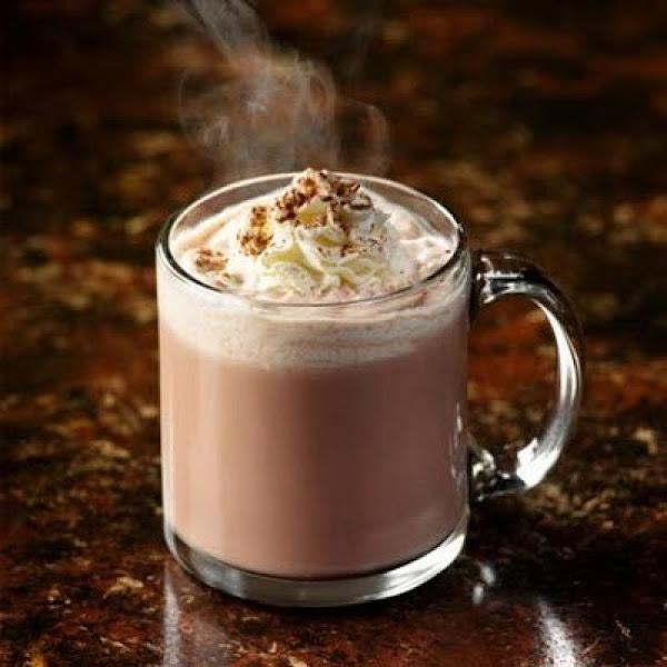 Special Hot Chocolate Recipe