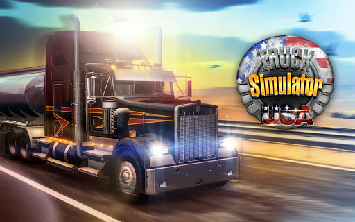 Truck Simulator USA  captures d'écran 1