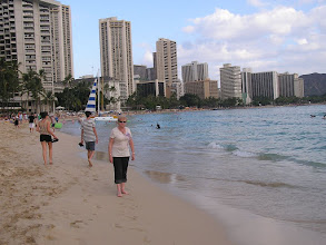 Photo: C1240003 O'ahu - Honolulu - plaza
