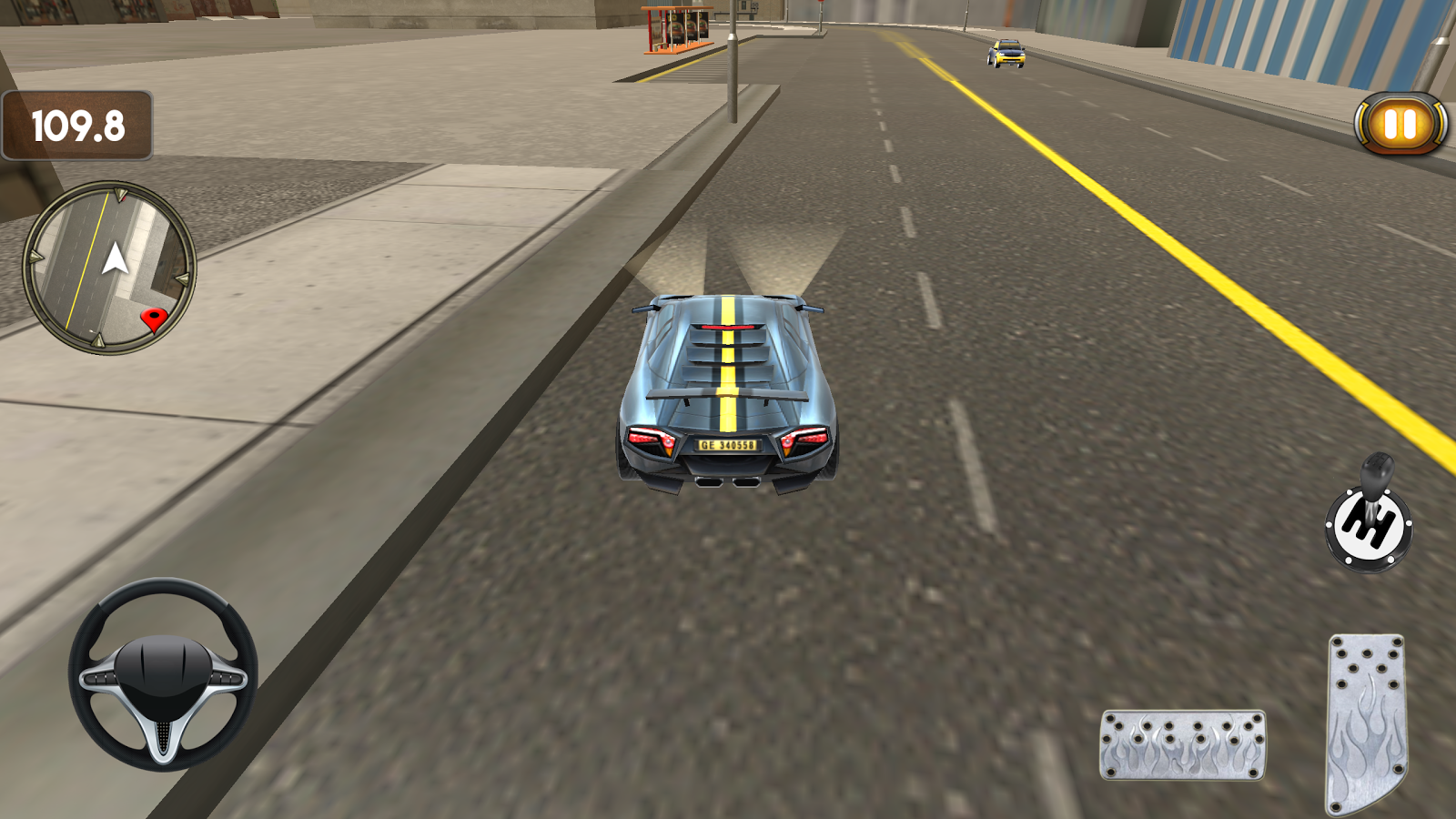 Racing game 3d android apps on google play for Play motor racing games