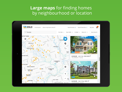 Real Estate in Canada by Zolo 1.4.8 Screenshots 7