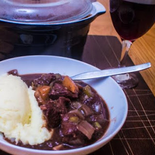 Warming Venison Stew.