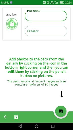 MyStickerMaker - Sticker Maker For Whatsapp Apk 2