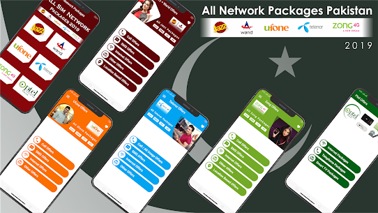 All Network Packages 2020 1