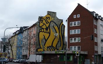 Photo: MaJo BROTHERS; Kölner Straße / Eintrachtstraße; 40° Urban Art Festival