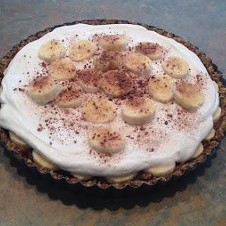 Banoffee Pie (Vegan, Gluten-Free, Paleo)
