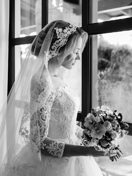 Bröllopsfotograf Olesia Ghohabi (Olesiagh). Foto av 23.04.2019