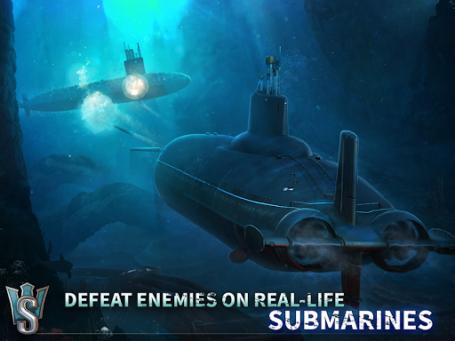 WORLD of SUBMARINES: Navy Shooter 3D Wargame 2.0 screenshots 21