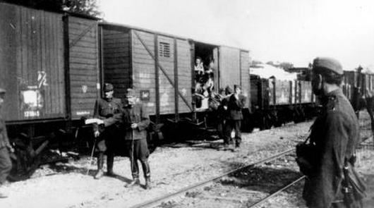 El convoy de Angulema