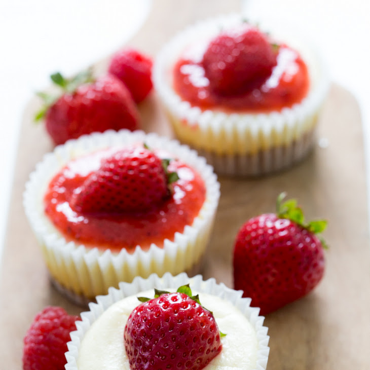 Mini Cheesecake Cupcakes Recipe