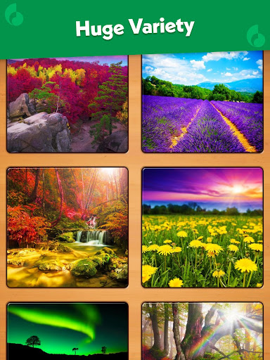Jigsaw Puzzle: Create Pictures with Wood Pieces screenshot 13