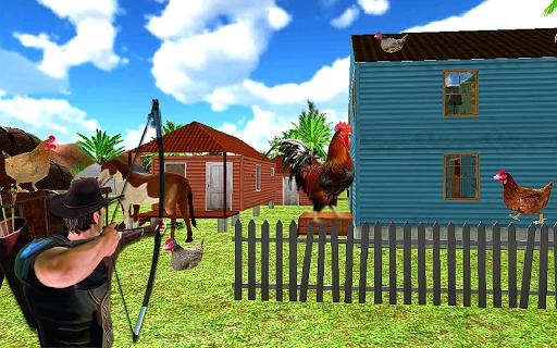 Chicken Hunting 2018: Archery Roaster Shoot 3D 1.05 screenshots 3