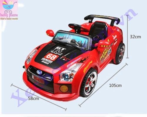 Xe hơi điện cho bé XH 6788 5