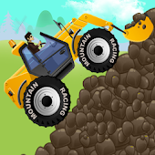 Hill Climb Construction Racing