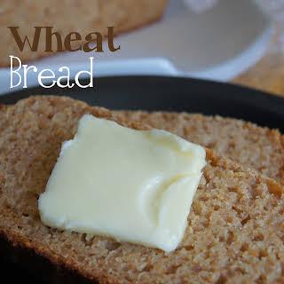 Whole Wheat Quick Bread.